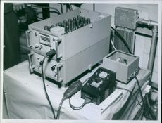Electrical equipments and measuring device.