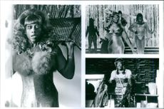 "Wesley Snipes in ""To Wong Foo, Thanks for Everything! Julie Newmar"" 1995"