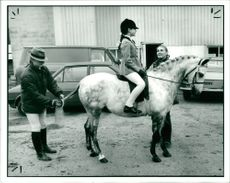 Lee Valley Riding Centre: Mrs. Jaco