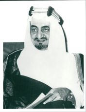 King Faisal of Saudi Arabia