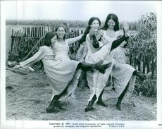 "1971 A scene fro the  American musical comedy-drama film ""Fiddler on the Roof ""."