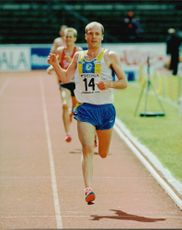 SM in Athletics. Kent Claesson, Skillingaryds FK of 5000 m