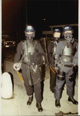 Claims policing in full equipment