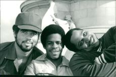 Michael Wright, Guy O'Brien, Henry Jackson