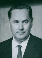 A portrait of  Mr. Lev S. Tolokonnikov.