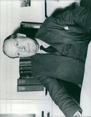 A photo of Mr. Braive Hardnell. May 9, 1966
