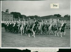 Royal Norfolk Show: Household Cavalry