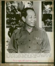 Saw Maung a military.