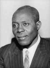 Portrait of Lawrence Katilungu.