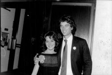 Emily Ruth Black and Robert Kennedy Jr. At the nightclub Xenon Disco