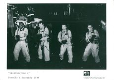 """Bill Murray in the movie """"GHOSTBUSTERS 2"""""""
