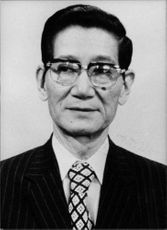 Kyoichi Noro in a portrait.