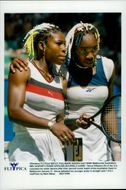 The sisters Venus and Serena Williams have played against each other during the Australian Open.