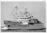 "Soviet school ship ""Professor Chlustin"""