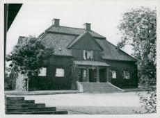Sundby's seat building at Ornö