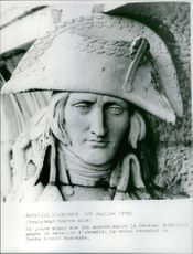 A statue of General Bonaparte, 20 days before his 30 birthday.