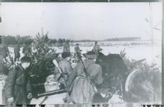 Russian Armoured forces shoot farther and farther.