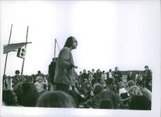 Gardet festival being celebrated in August 1970.