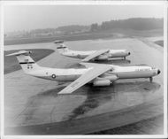 The 271 C-141B Starlifter