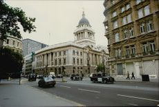 Criminal Court Old Bailey