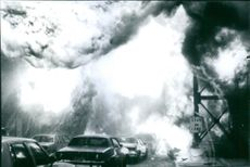 A scene from the film Daylight. 1966