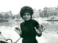 Eartha Kitt in the archipelago