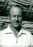 The Norwegian explorer Thor Heyerdahl