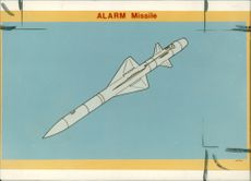 Guided Missile: ALARM