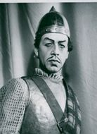 Hugo Hasslo as Macbeth