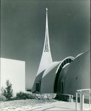 The most contemporary Church Structure in the United States.