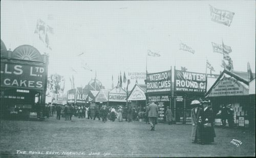 The Royal Show, Norwich