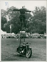 Royal Norfolk Show: Motor Cycle Exhibition