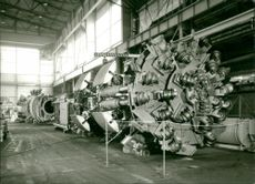 Wirth tunnel boring machines