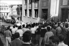 Algerian War also known as the Algerian War of Independence or the Algerian Revolution.