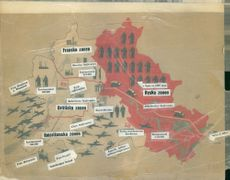 An army resource map