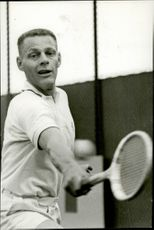 Ulf Schmidt, tennis player