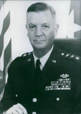 Portrait of Lieut.-Gen. Alexander D. Surles, JR. 1971.