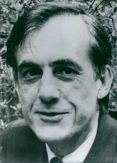 Portrait of Bernard Pingaud in 1973.