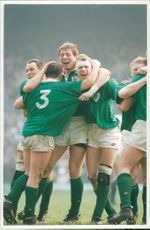 1996 Rugby tournament Five Nations.