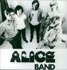 Members of Alice Band.