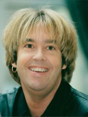 "Per Gessle at the premiere of ""Retired"""