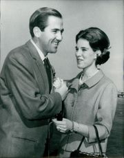 King Constantine II and Queen Anne-Marie of Greece