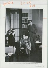 W.H Audenm, Christopher Isherwood and Stephen Spender