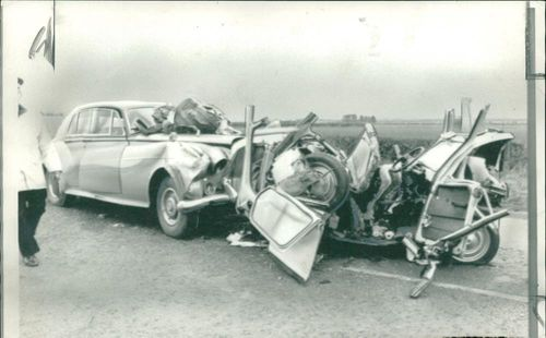 road accidents:
