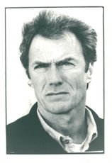 Clint Eastwood like Frank Morris in the movie Escape from Alcatraz