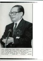 Jiang Zemin Former General Secretary of the Communist Party of China.