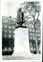 Roosevelet Memorial Grosvenor Square.