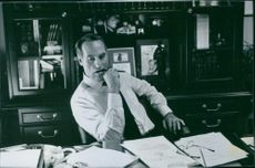 Craig T. Nelson in the film Ghosts of Mississippi, 1996.