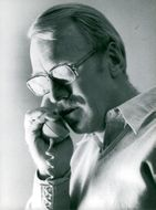 "Max von Sydow in ""Three Days of Condor"""