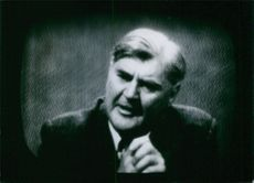 """Labour's """"Fiery Rebel"""" Tamed by T.V.: Aneurin Bevan Faces The British Public"""